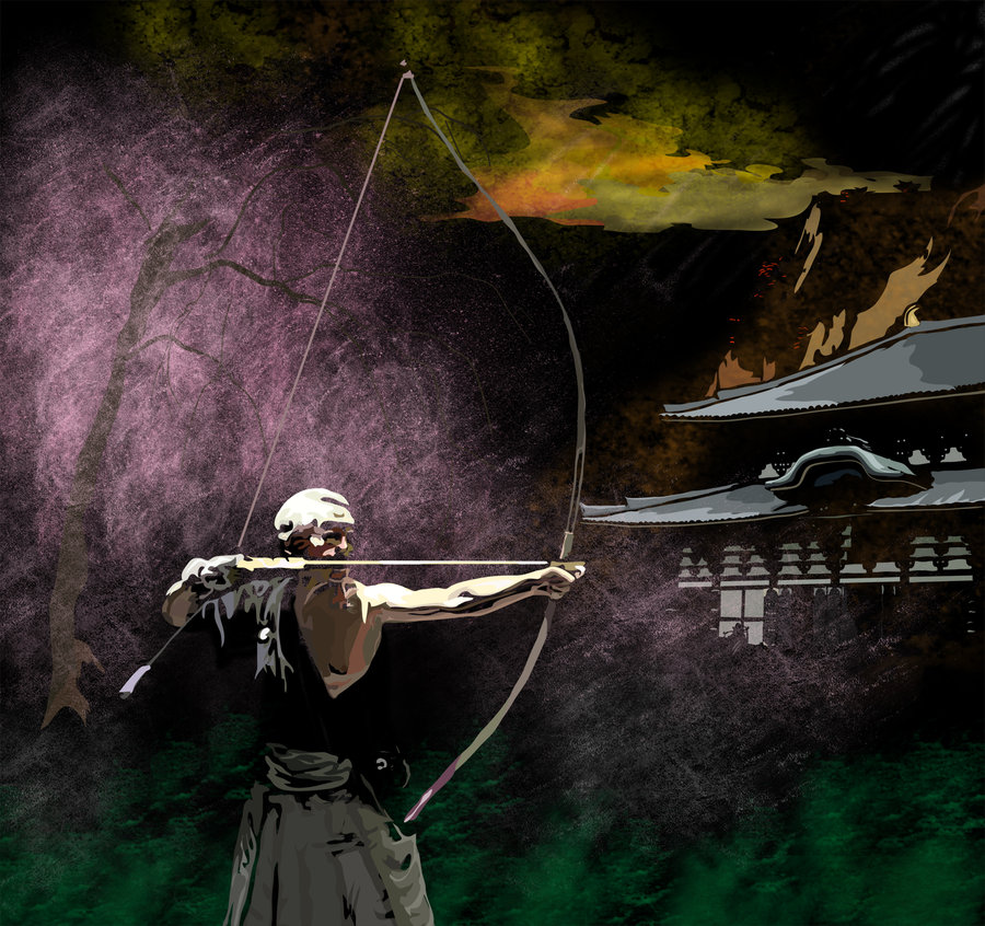 kyudo_by_megaoak-d5fu7mw