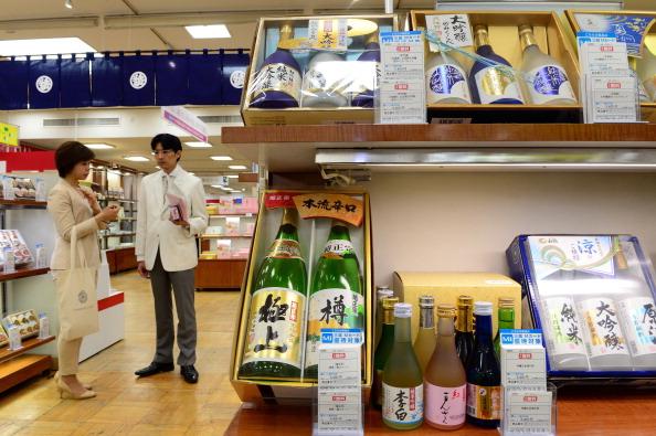 JAPAN-ECONOMY-RETAIL